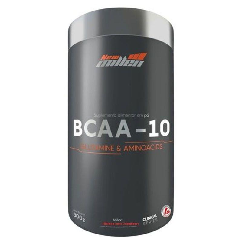 Bcaa-10 300g - New Millen