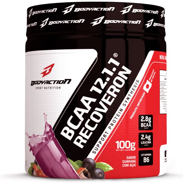 Bcaa 12:1:1 100 g - Body Action