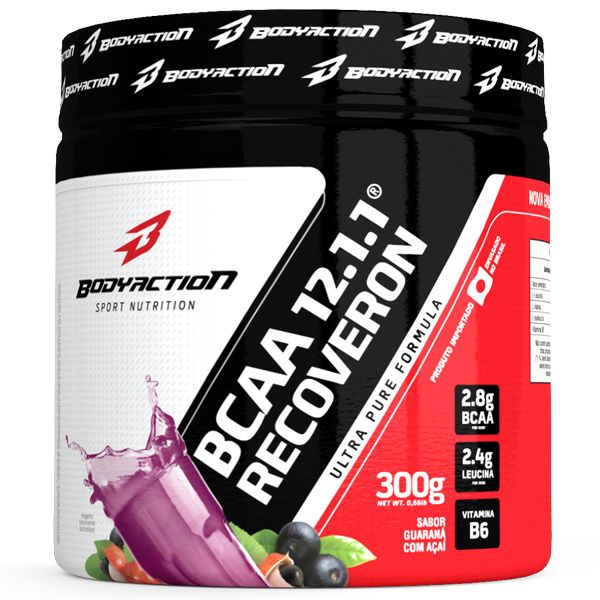 Bcaa 12:1:1 300 g - Body Action