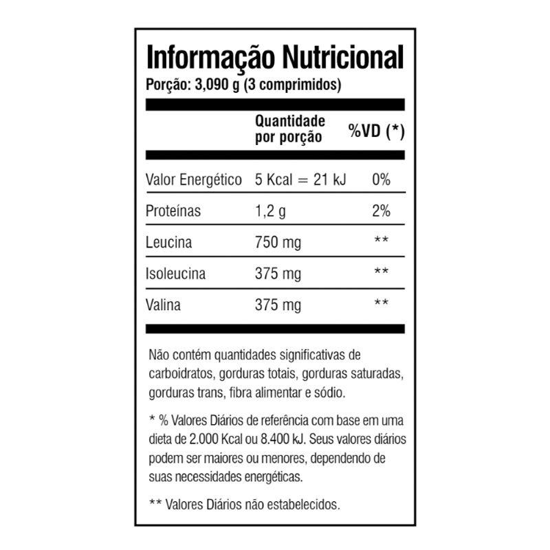 BCAA 1500 - 90 Cápsulas - Iridium Labs