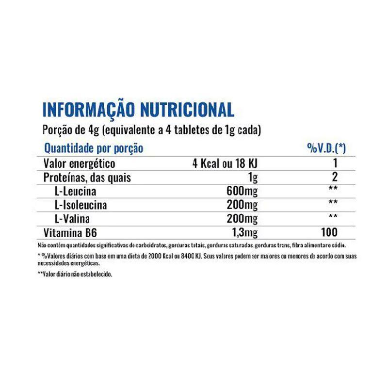 Bcaa 1g 120 tabletes - Profit