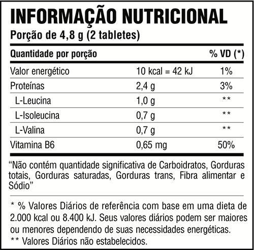 BCAA 2400 300 tabletes - Probiótica