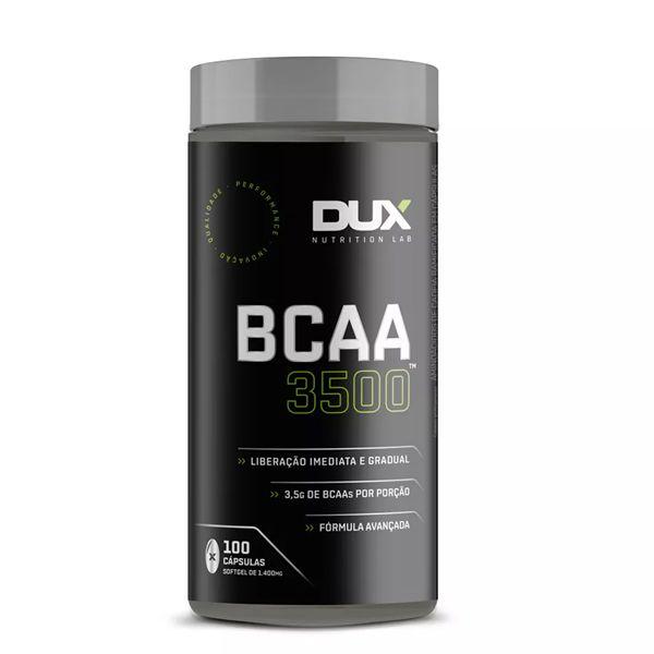 BCAA 3500 - 100 cápsulas - Dux Nutrition