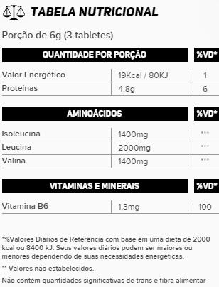 BCAA 4.800 120 Tablets - New Millen