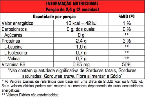 Bcaa Black 300 g - Probiótica