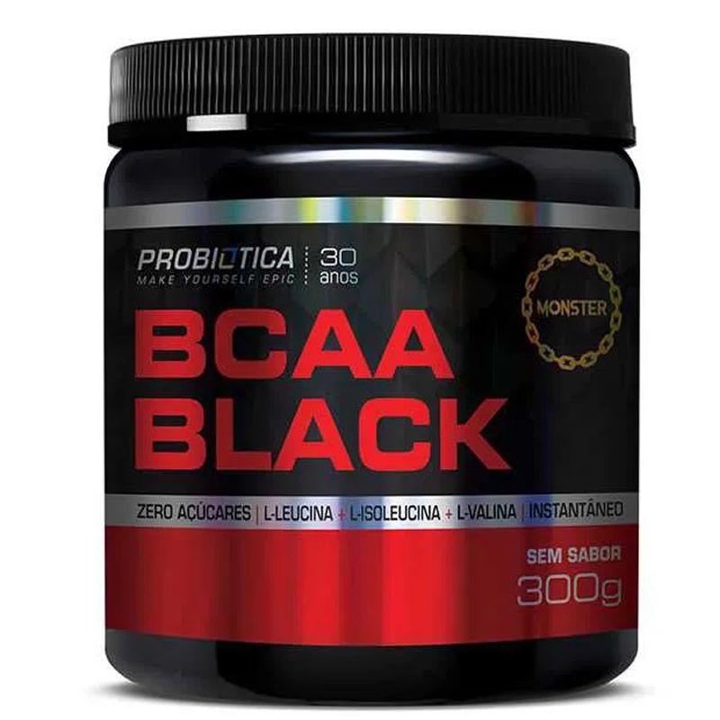 Bcaa Black 300g - Probiótica