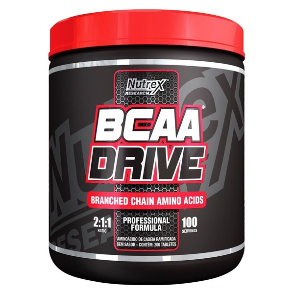 Bcaa Drive 200 tabletes - Nutrex