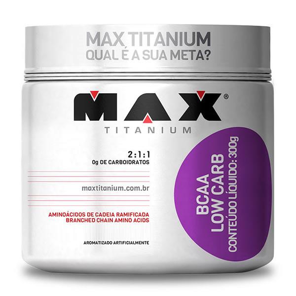 BCAA Low Carb 300 g - Max Titanium