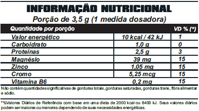 BCAA Powder 5:1:1 200 g - New Millen