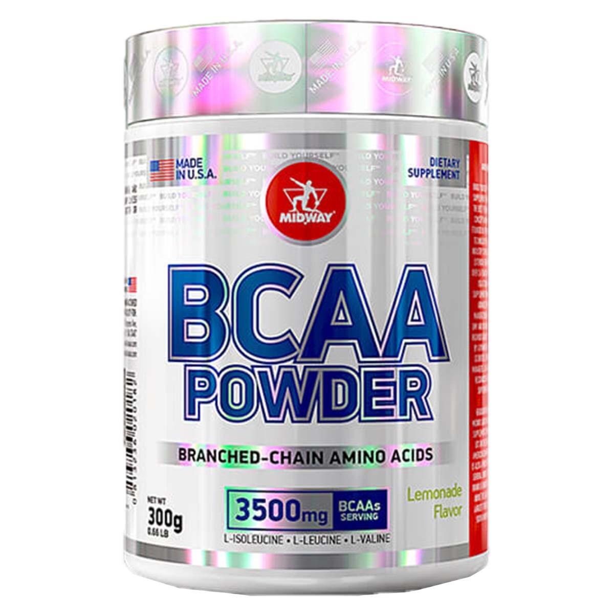 BCAA Powder 300g - Midway