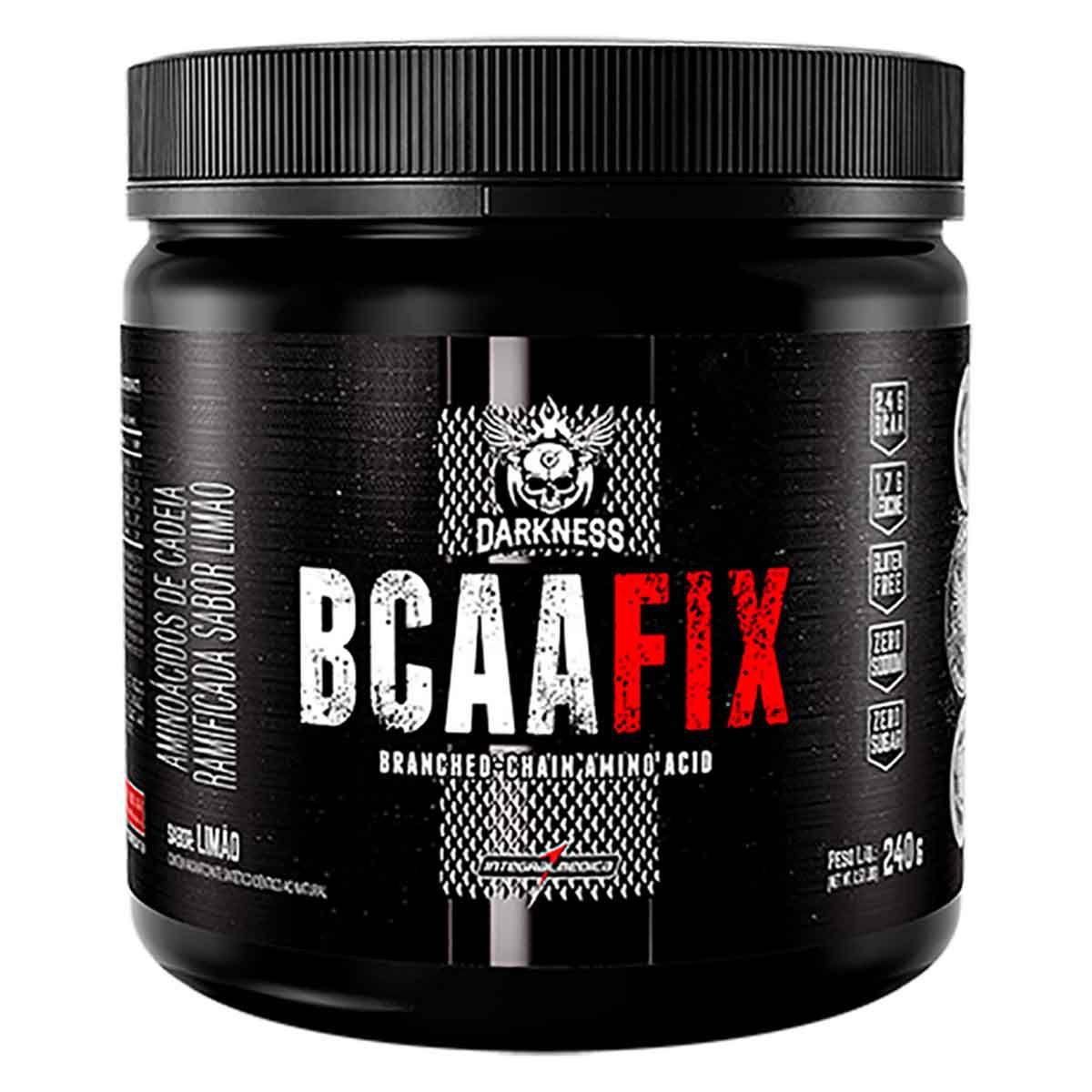 BCAA Powder Fix 240g - Integral Médica