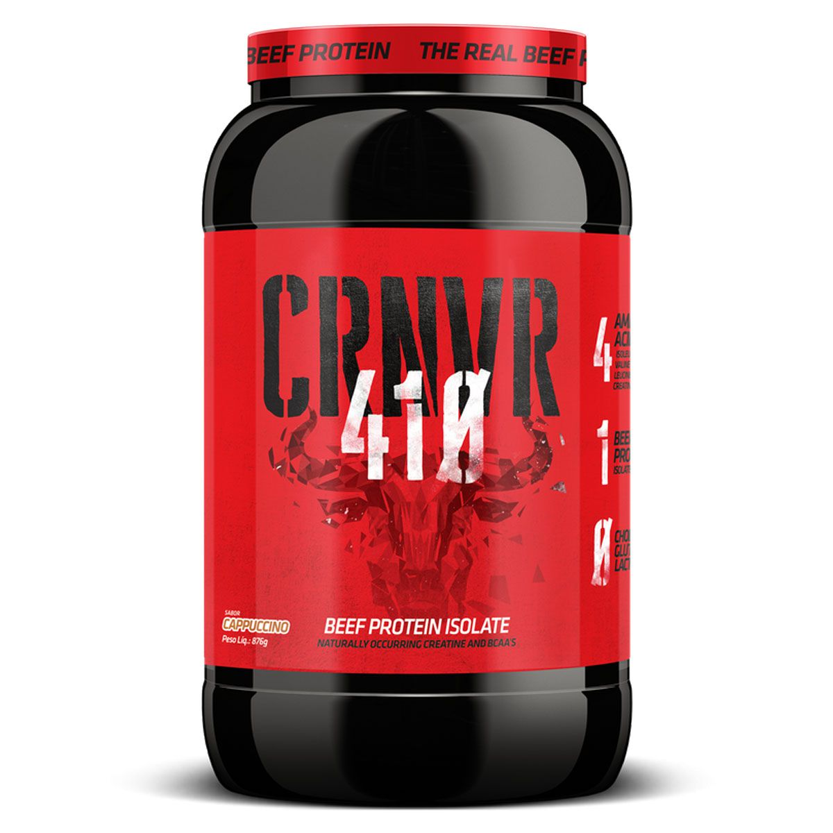 Beef Protein 4:1:0 875g - CRNVR