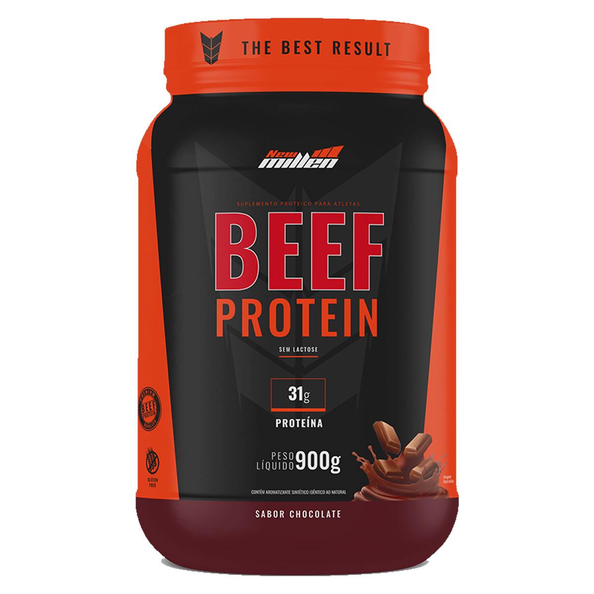 Beef Protein Isolate 900g - New Millen