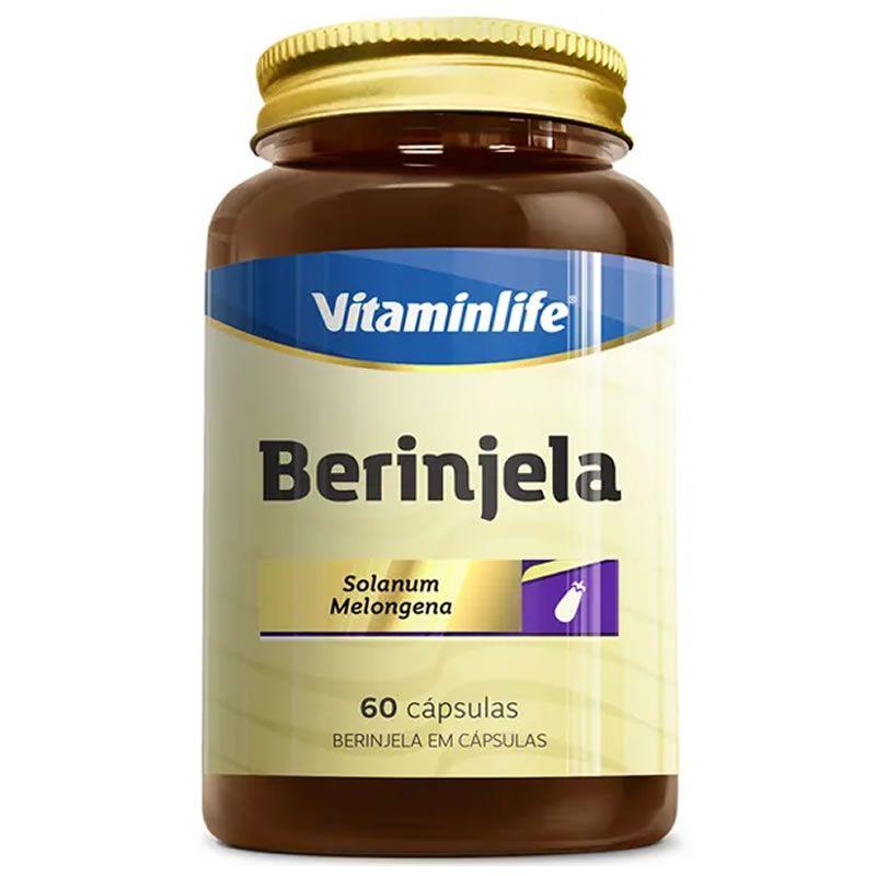 Berinjela 60 cápsulas - Vitamin Life