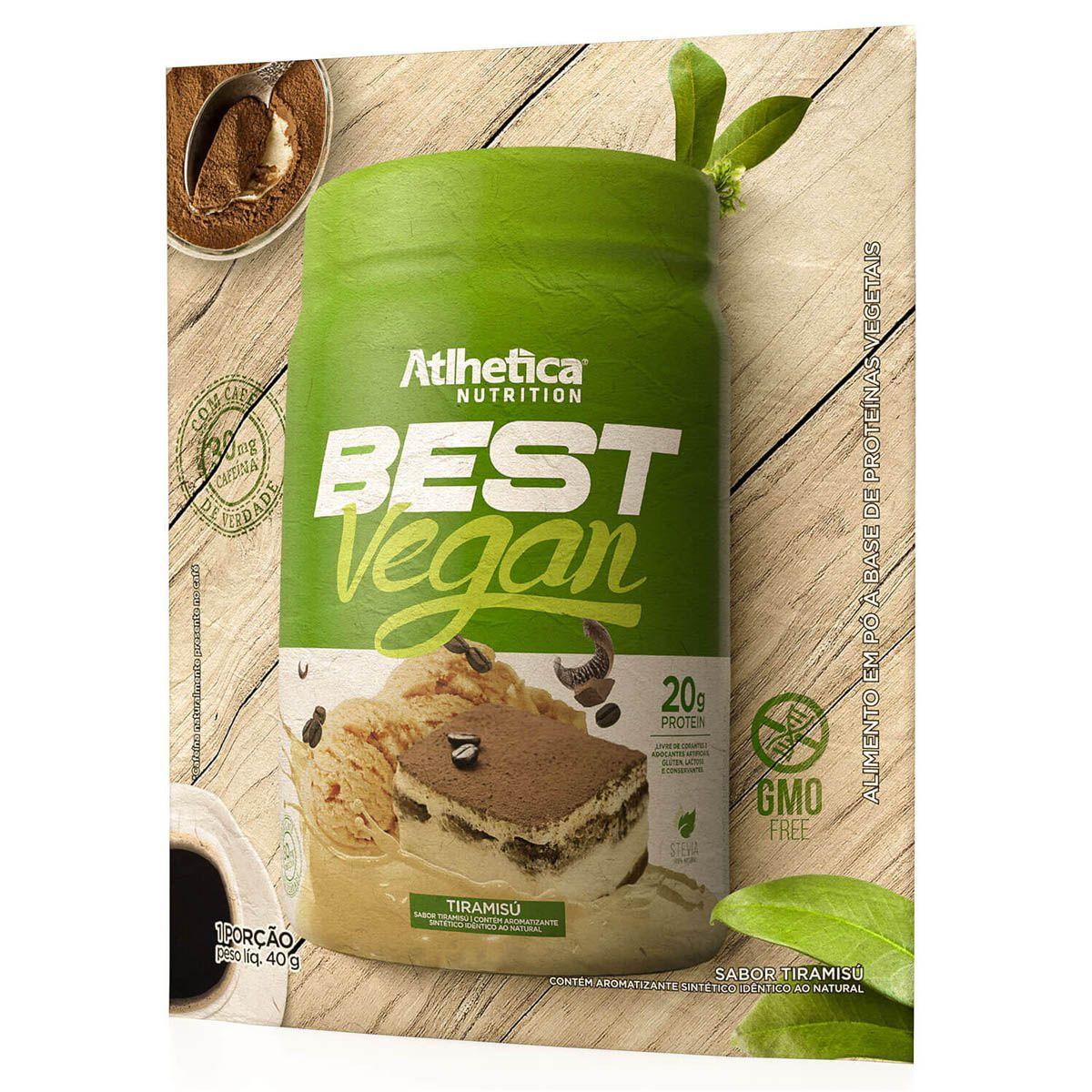 Best Vegan - Sachê 35g - Atlhetica Nutrition