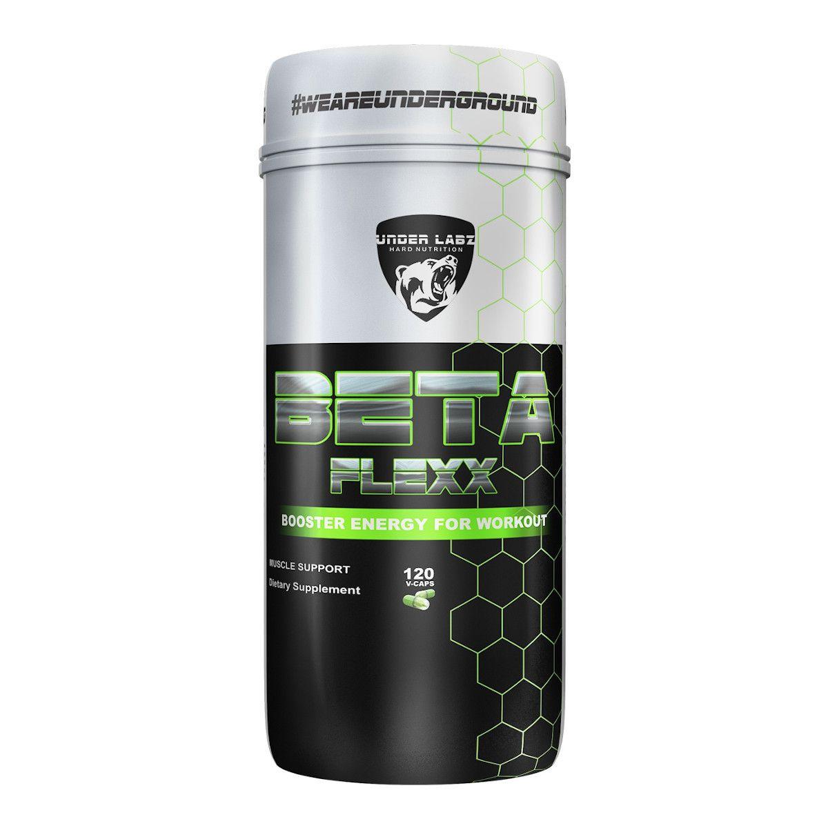 Beta Flexx - 120 Cápsulas - Under Labz