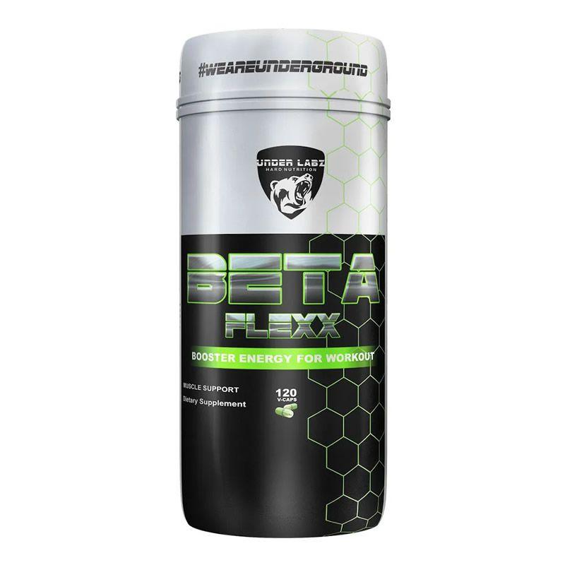 Beta Flexx 120 Cápsulas - Under Labz