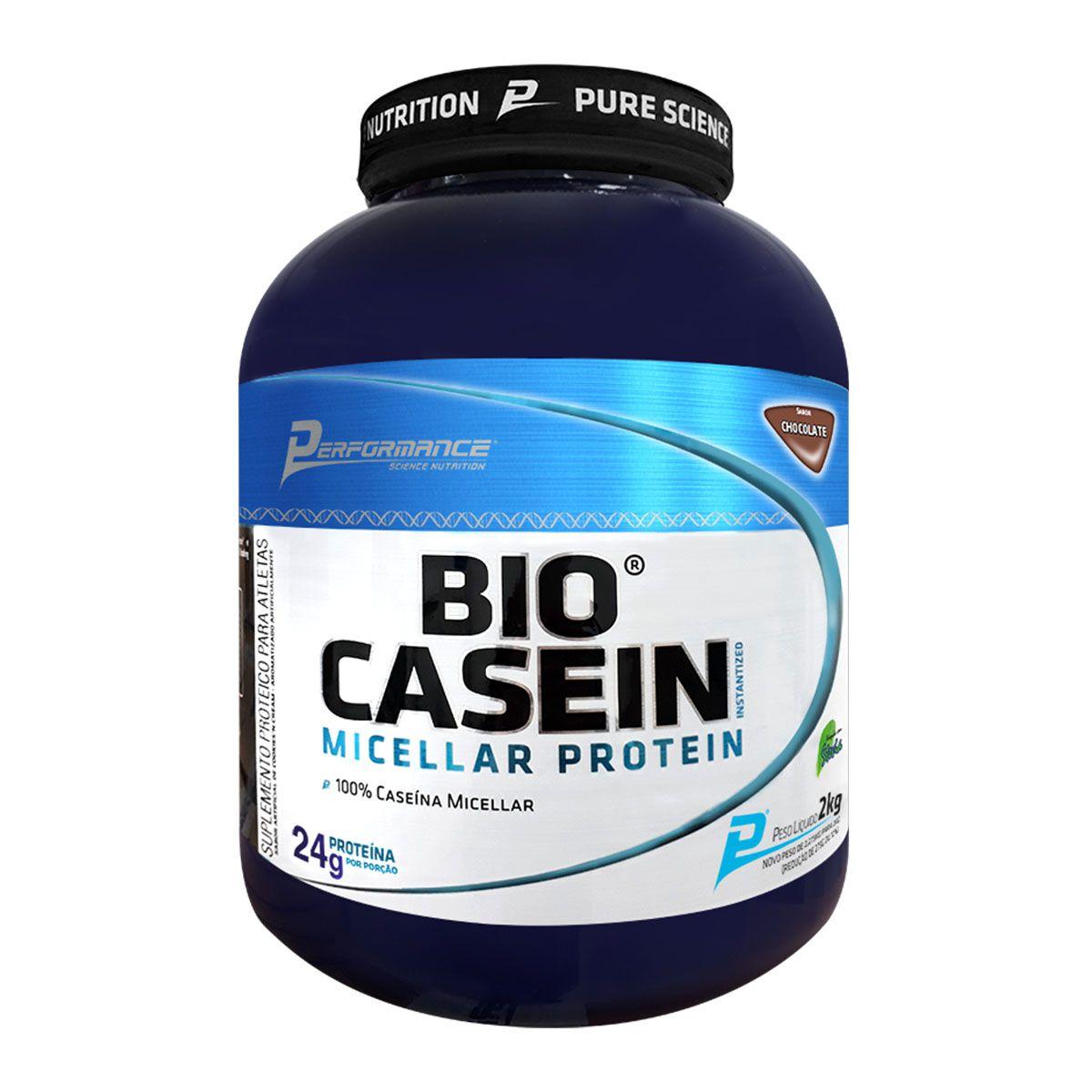 Bio Casein 2kg - Performance Nutrition