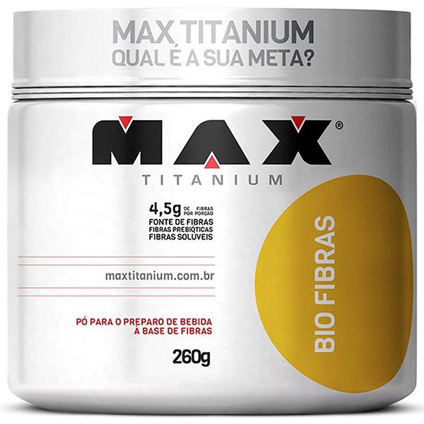 Bio Fibras 260g - Max Titanium