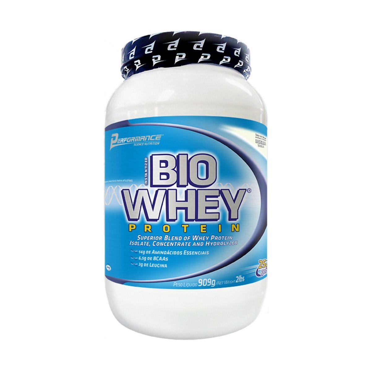 Bio Whey Protein - 900g - Performance Nutrition