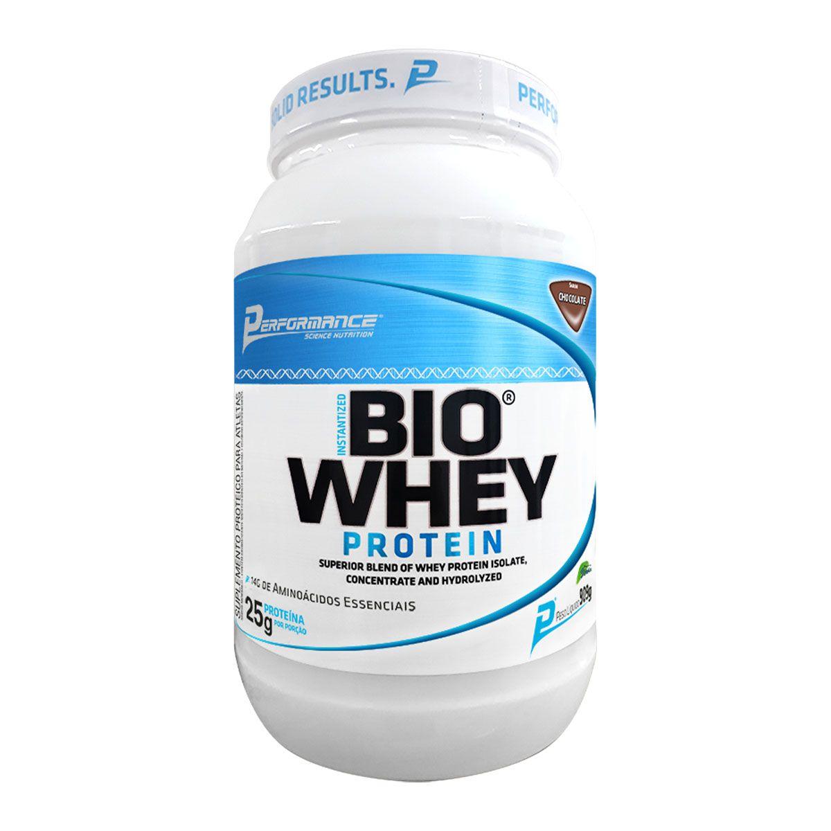 Bio Whey Protein 909g - Performance Nutrition