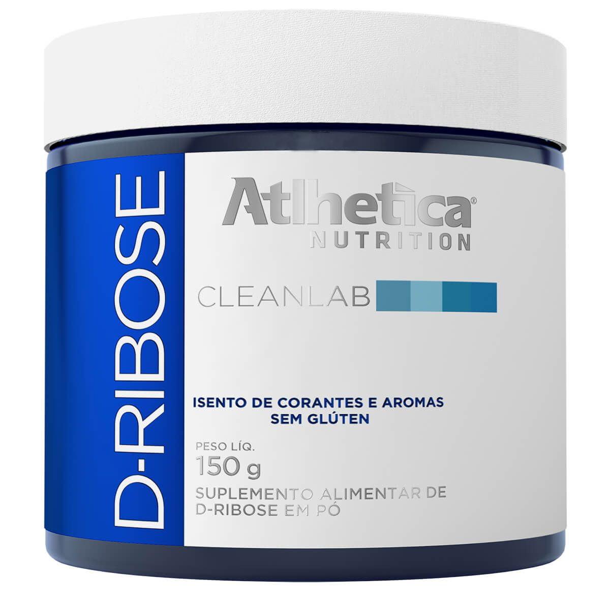 Bioenergy D-Ribose - 150 g - Atlhetica