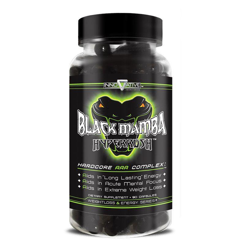 Black Mamba - 90 Cápsulas - Innovative
