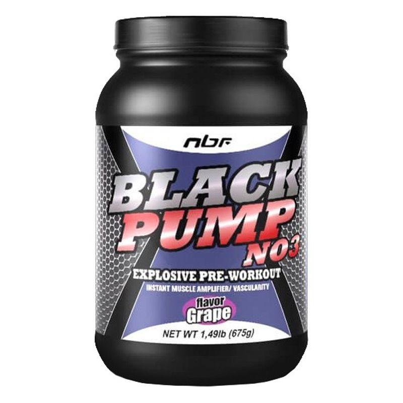 Black Pump NO3 - 675g - NBF