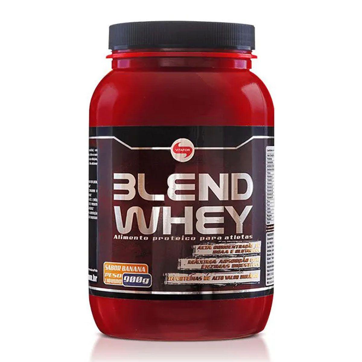 Blend Whey 900g - Vitafor