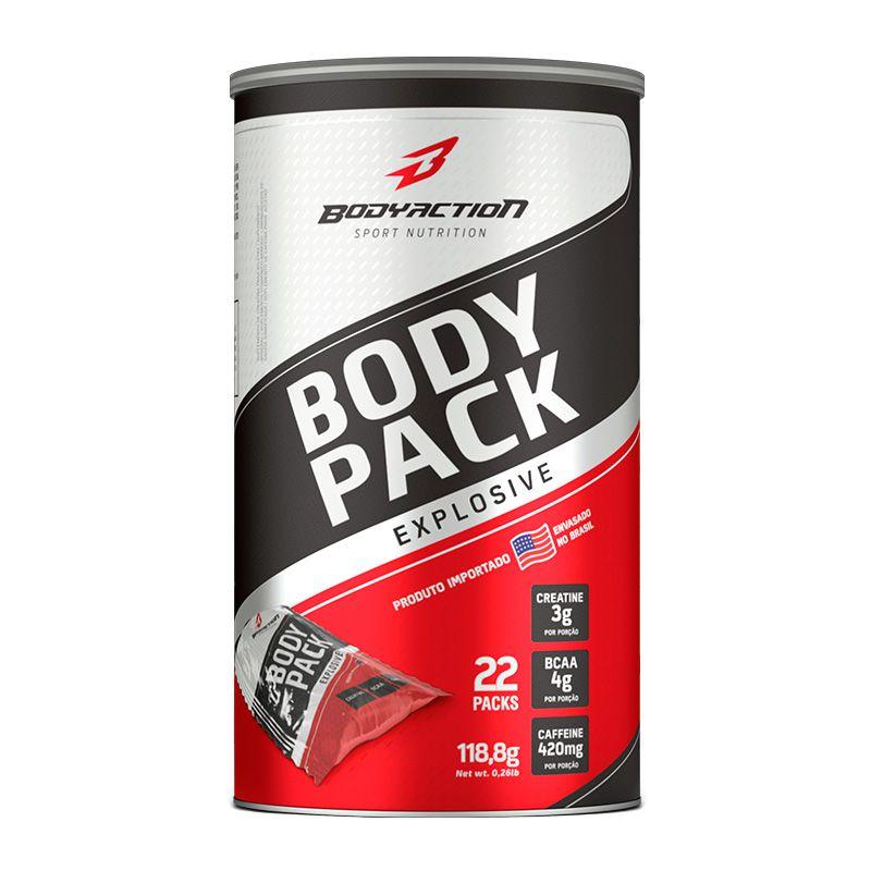 Body Pack Explosive - 22 packs - BOdy Action