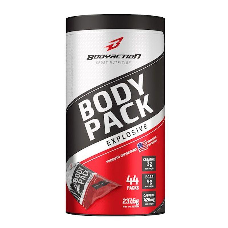 Body Pack Explosive - 44 packs - Body Action