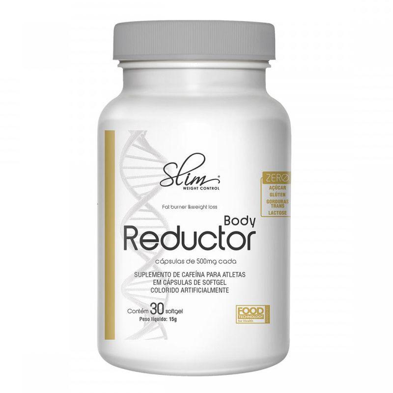 Body Reductor - 30 Cápsulas - Slim