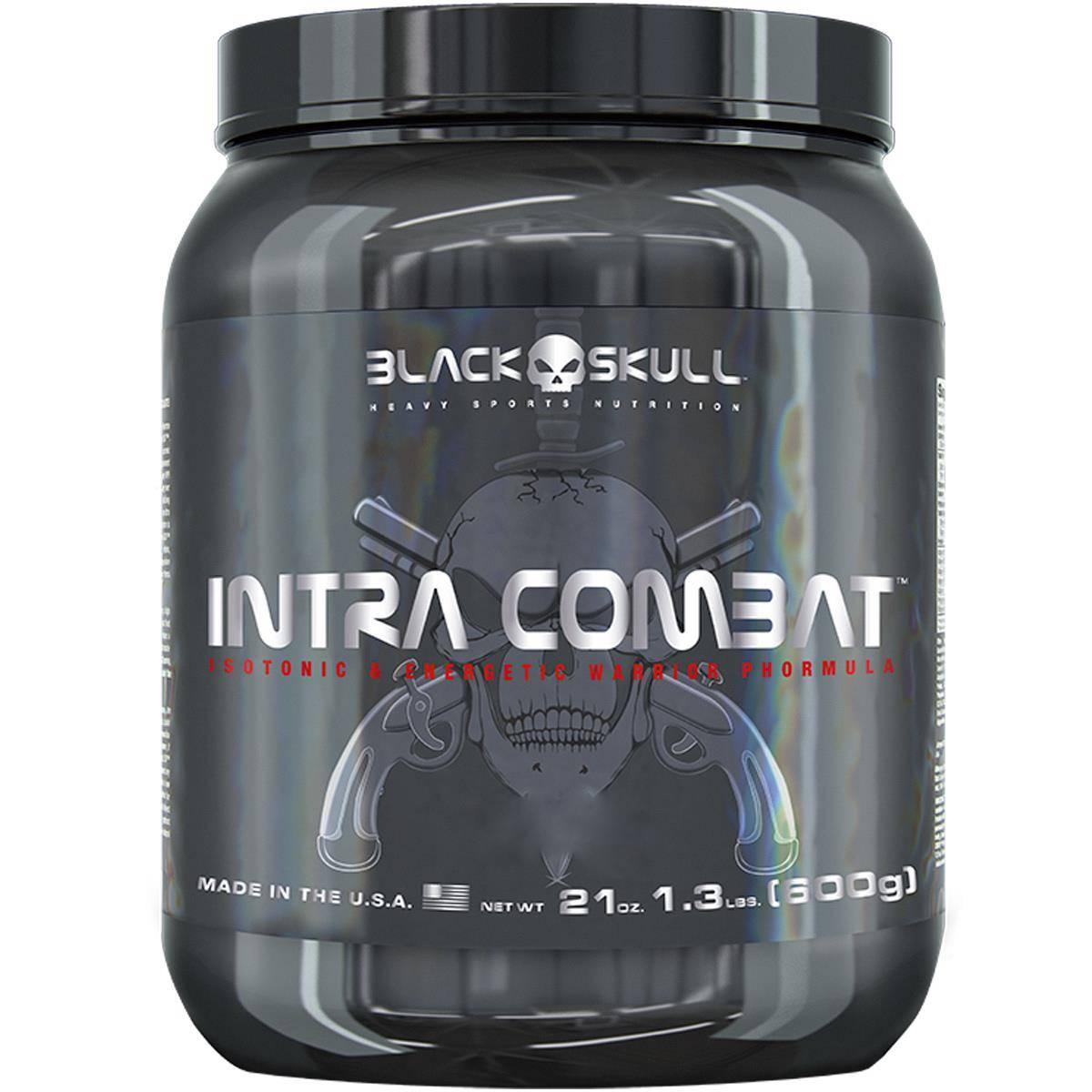 Bope Intra Combat 600 g - Black Skull