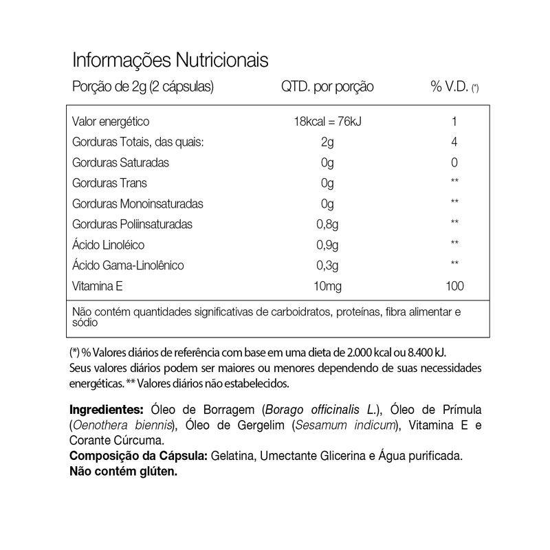 Boraprim 60 cápsulas - Vitafor