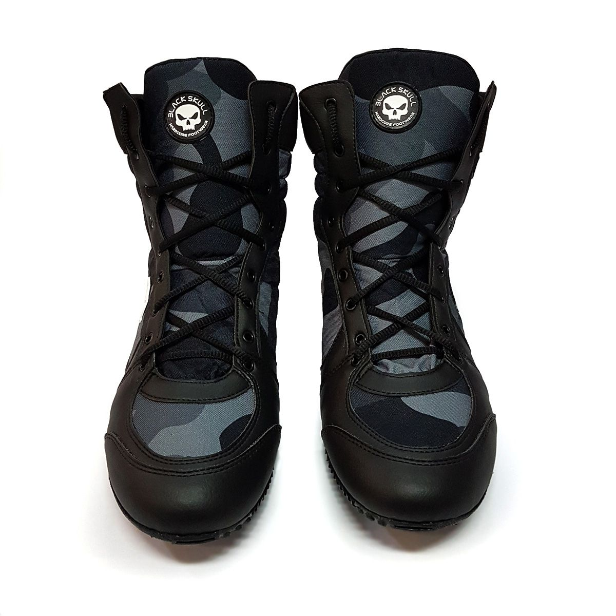 Bota - Killer 1030A - Black Skull