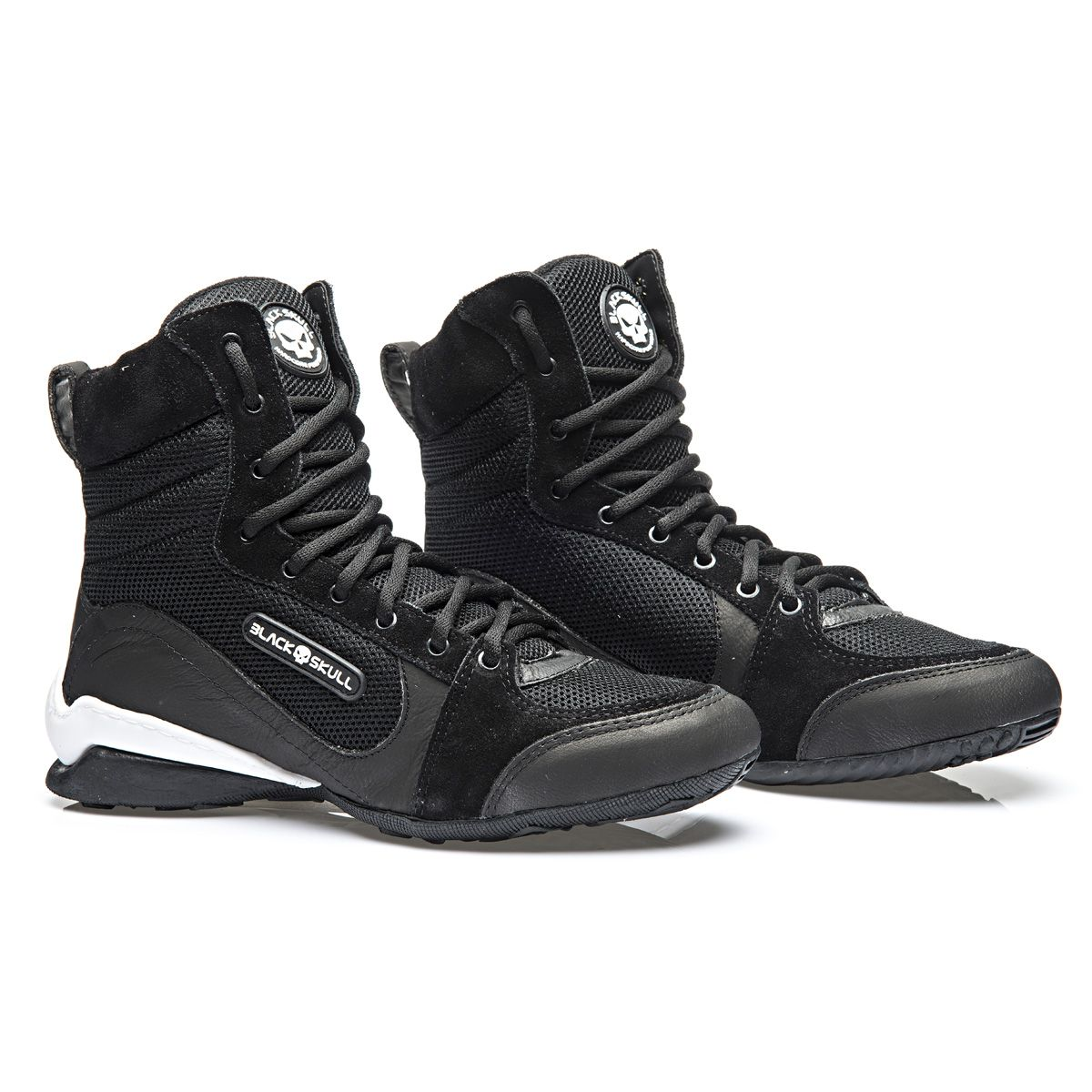 Bota - Killer 1050B - Black Skull