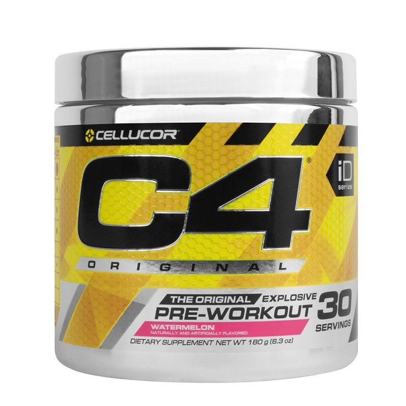 C4 Pré-Treino (30 porções) - Cellucor