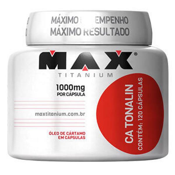 CA Tonalim 120 Cápsulas - Max Titanium