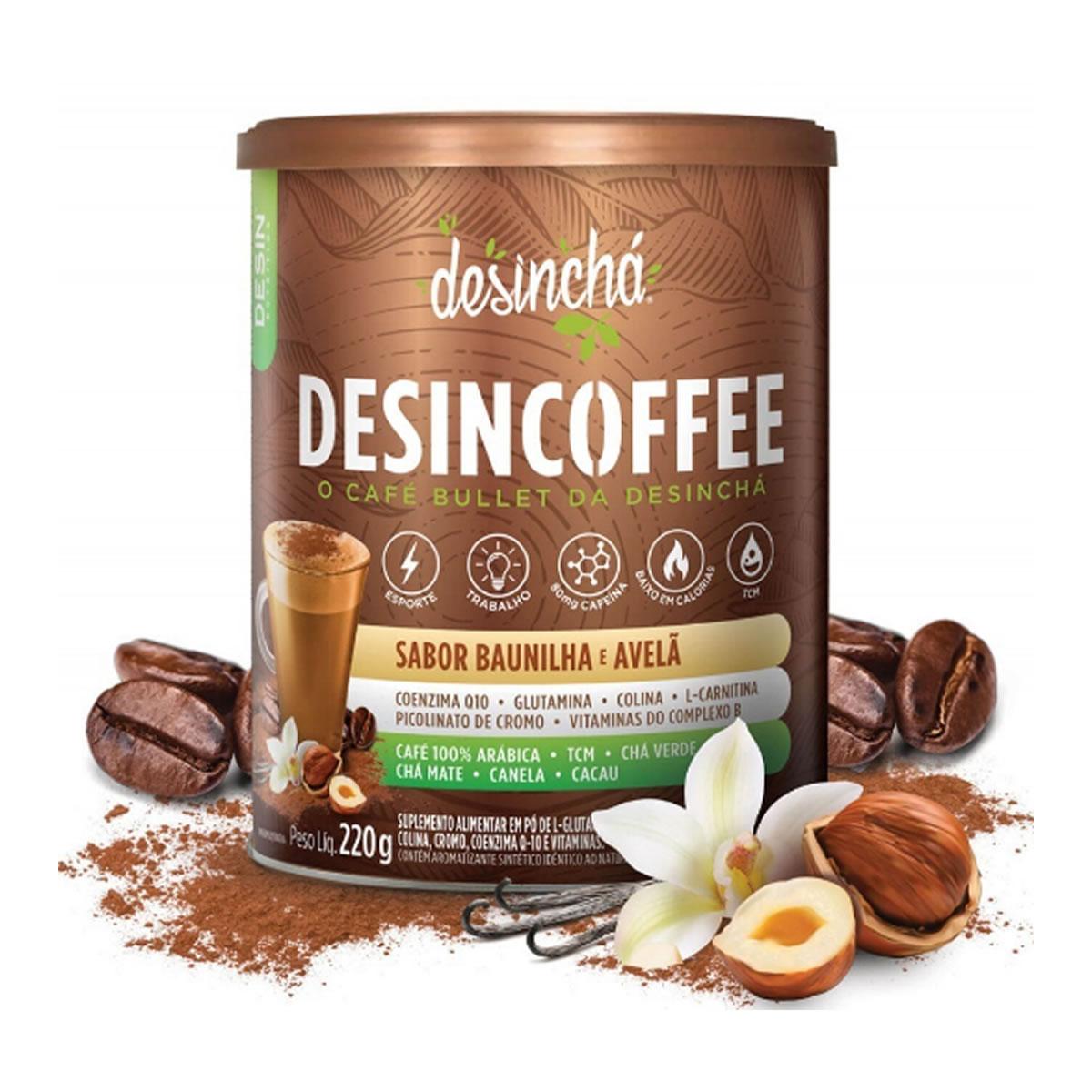 Café Funcional Desincoffee 220G - Desinchá