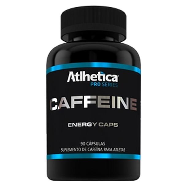 Caffeine Pro Series 90 Cápsulas - Atlhetica
