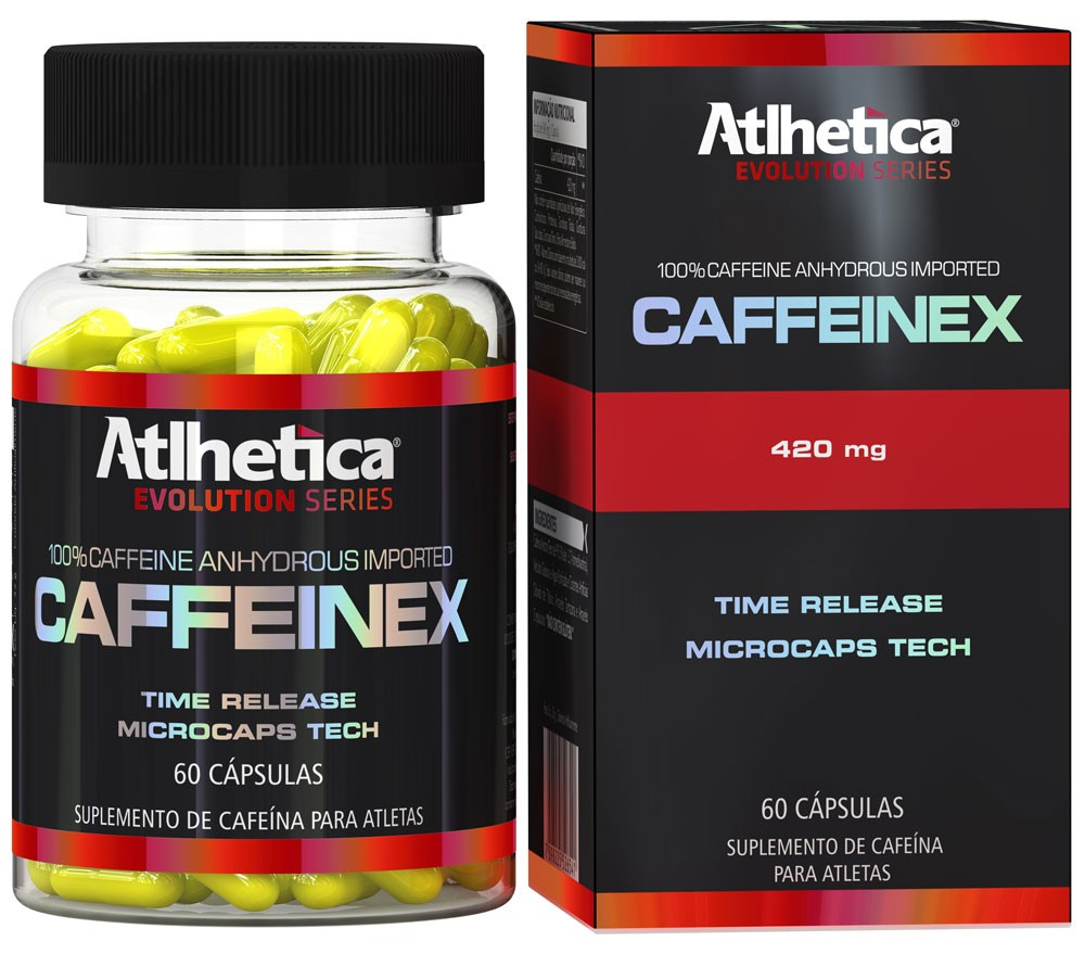Caffeinex - 60 Cápsulas
