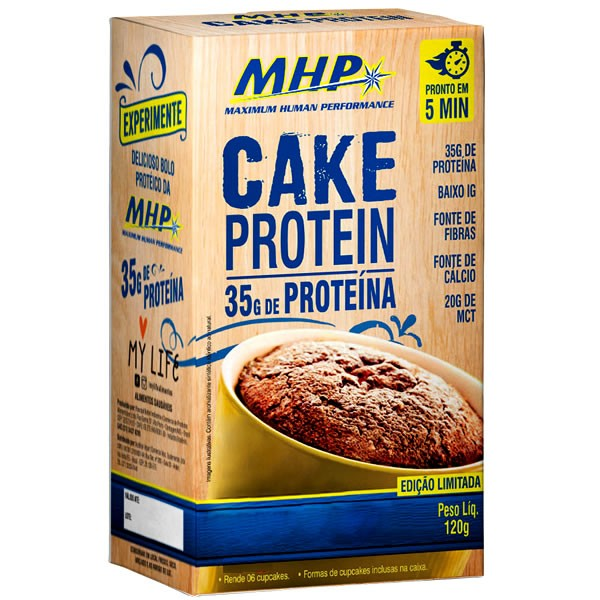 Cake Protein 120 g - MHP