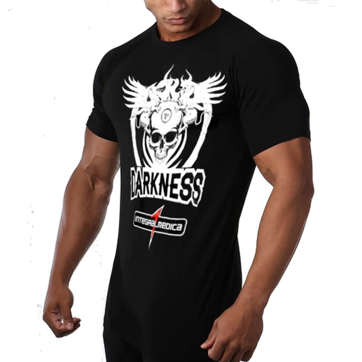 Camiseta Darkness Preta - Integralmedica