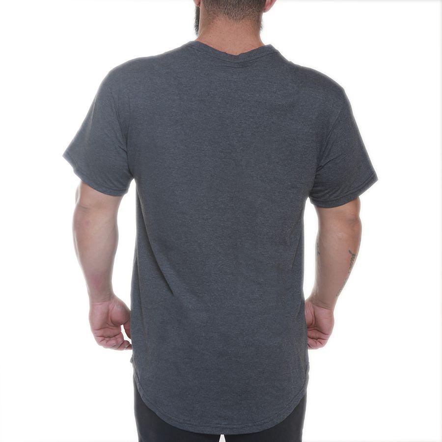 Camiseta Serious Tranning Preto - Black Skull