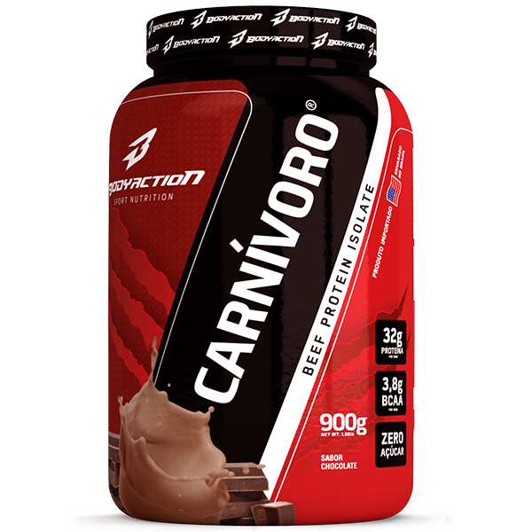 Carnivoro Beef Protein Isolate 900g - Body Action