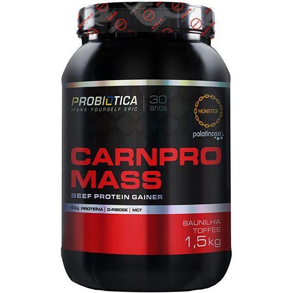 Carnpro Mass 1,5Kg - Probiótica