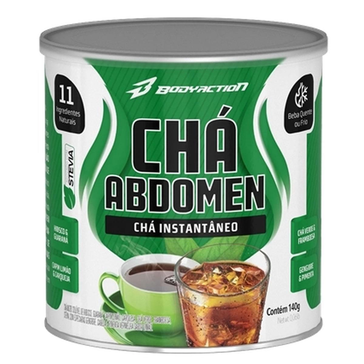 Chá Abdomen 140g - Body Action