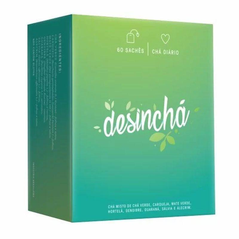 Chá Desinchá - 60 Sachês - Desinchá