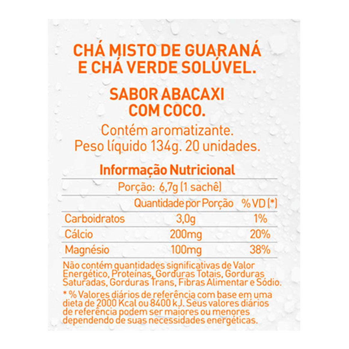 Chá Xlean 20 Sachês - True Source