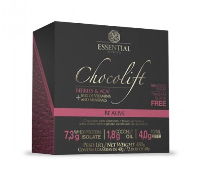 Chocolift Be Alive 480g - Essential Nutrition